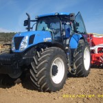 Tractor New Holland 5