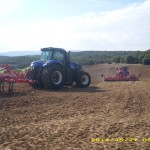 Demostración Maquinaria New Holland 6