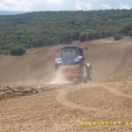 Demostración Tractor New Holland