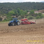 Demostración Maquinaria New Holland 2