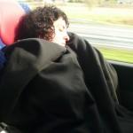 Durmiendo en el autobús 2