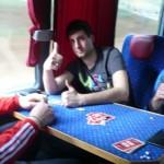 En el autobús 3