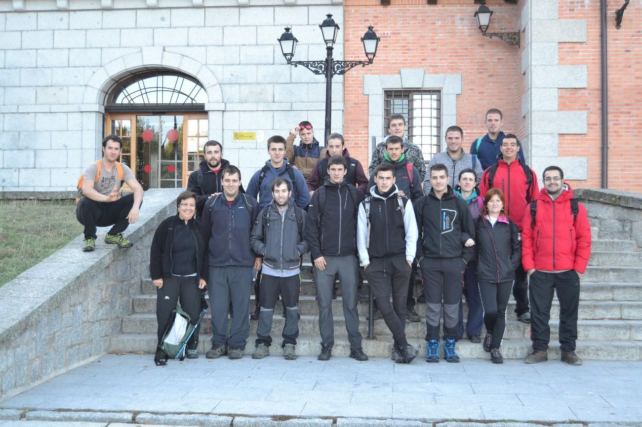 1º Viaje a Segovia