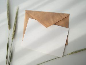 Carta Comienzo curso
